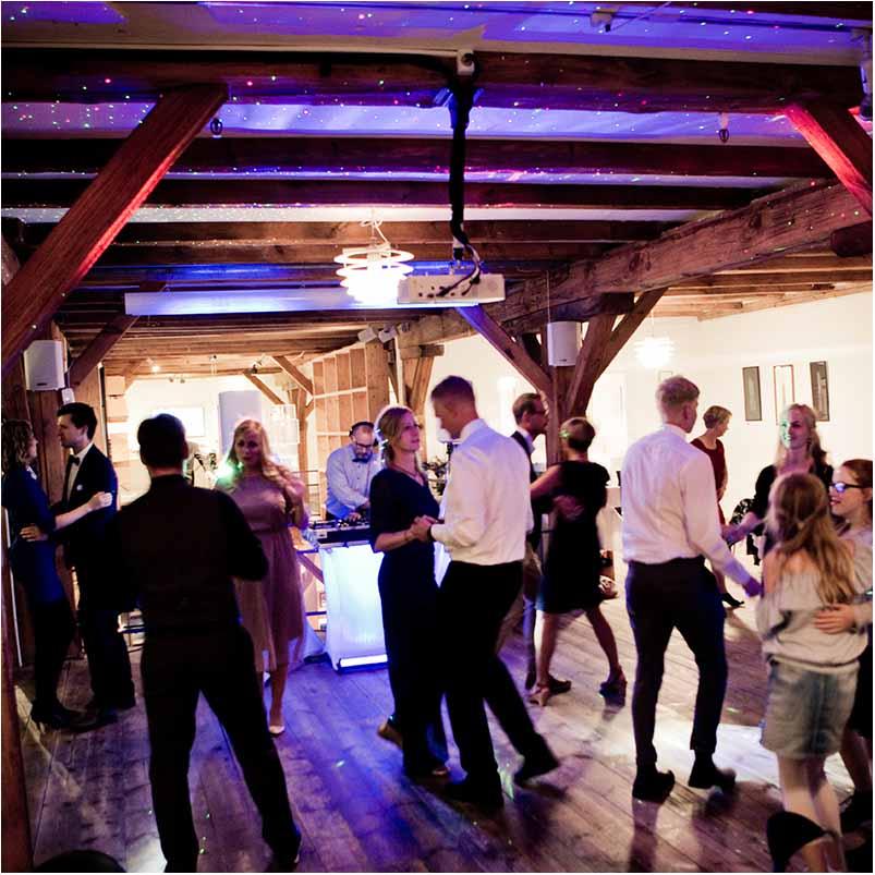 Sådan fotograferer du festen Odense