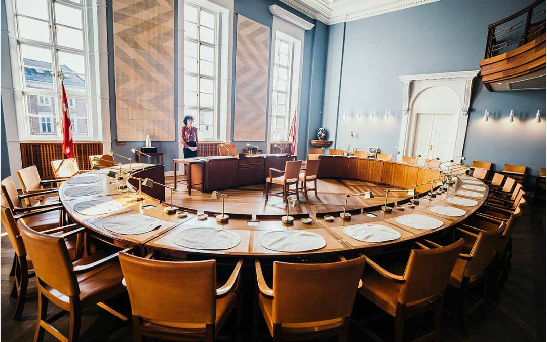 Billeder fra Kolding Rådhus