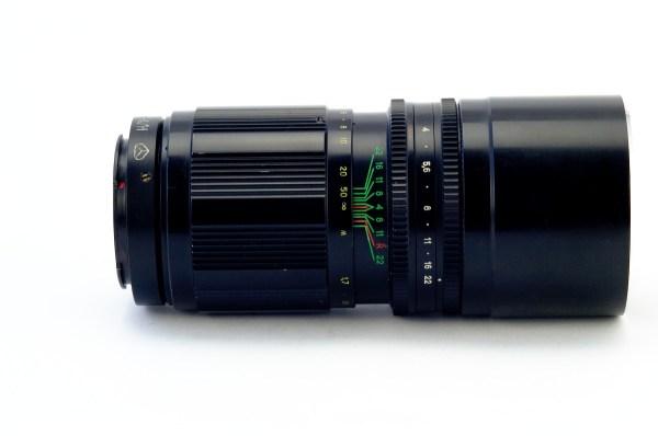 JUPİTER 21M 200 mm F4 Lens Kullanıcı İncelemesi