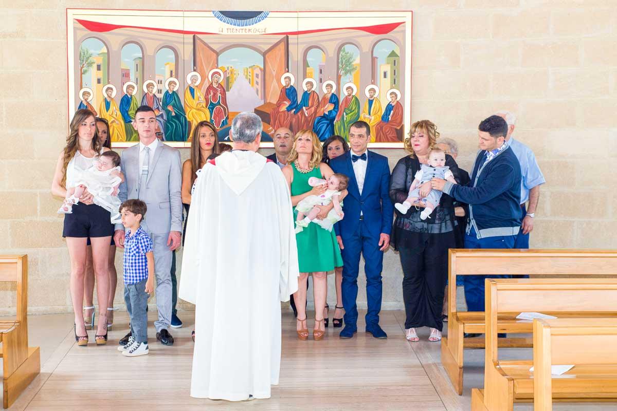 reportage fotografico battesimo Bari