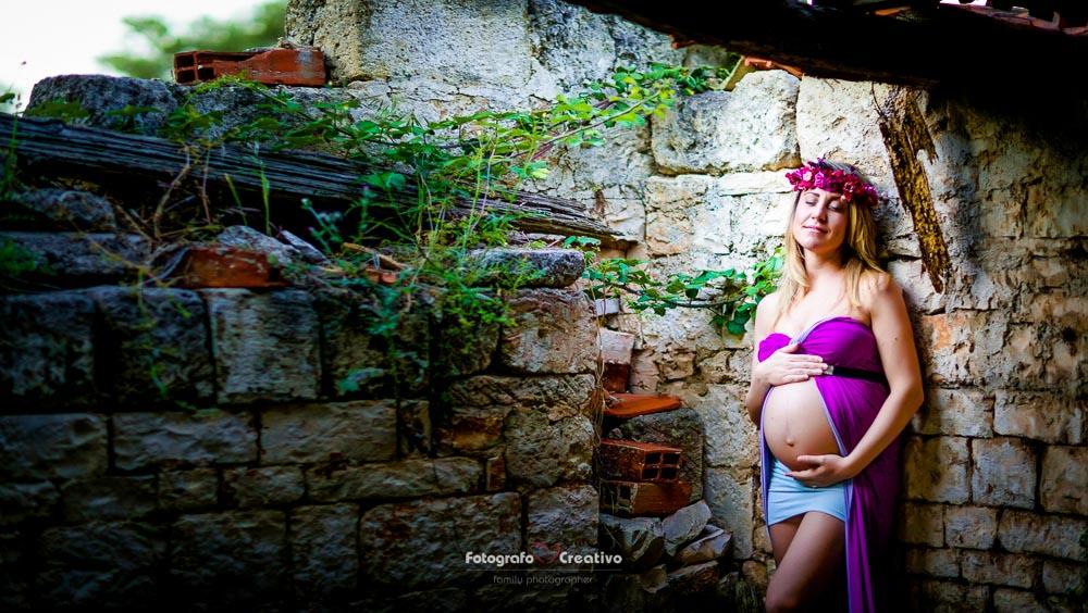 Fotografo Gravidanza Bari Fotografia Maternità