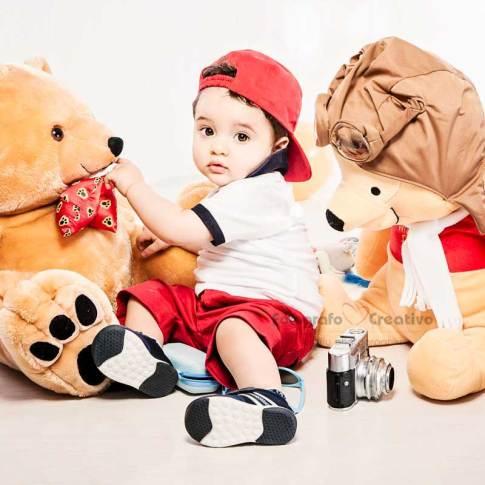 fotografia casting bambini
