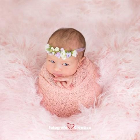 come fotografare un neonato