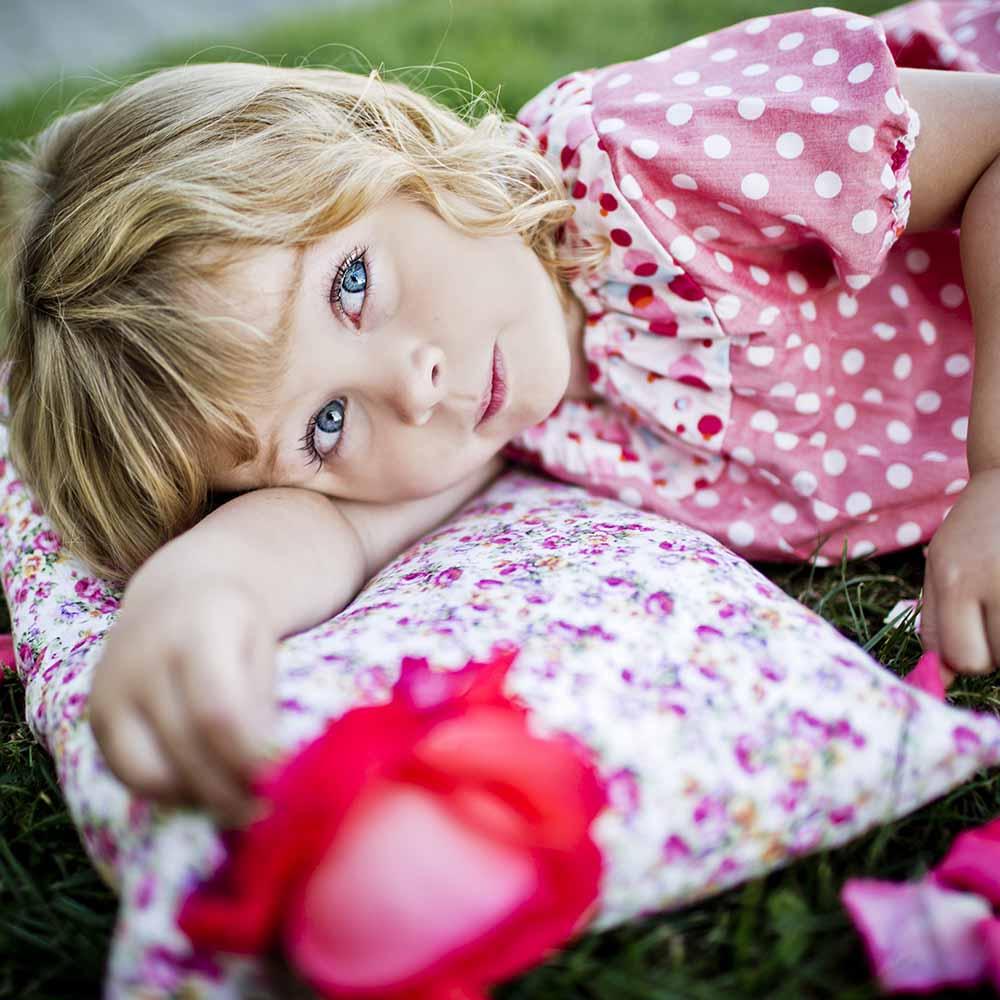 Fotografering af børn iOdense