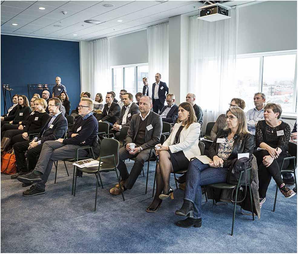 event foto fra Odense konference