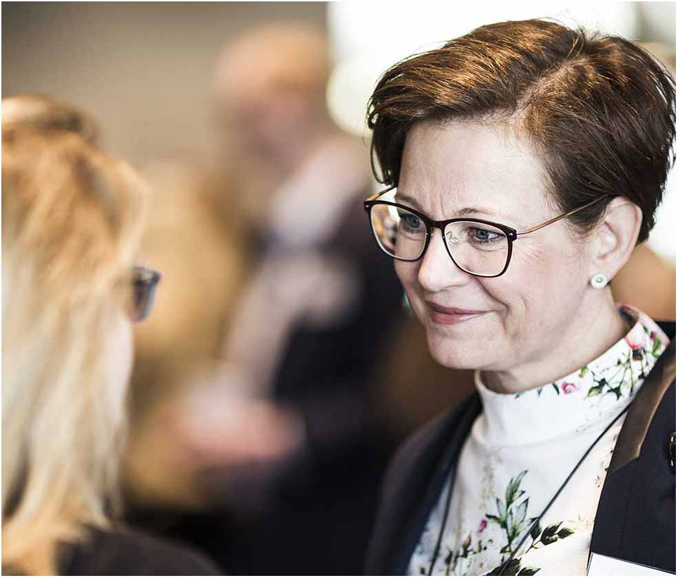 forretnings portræt Odense event