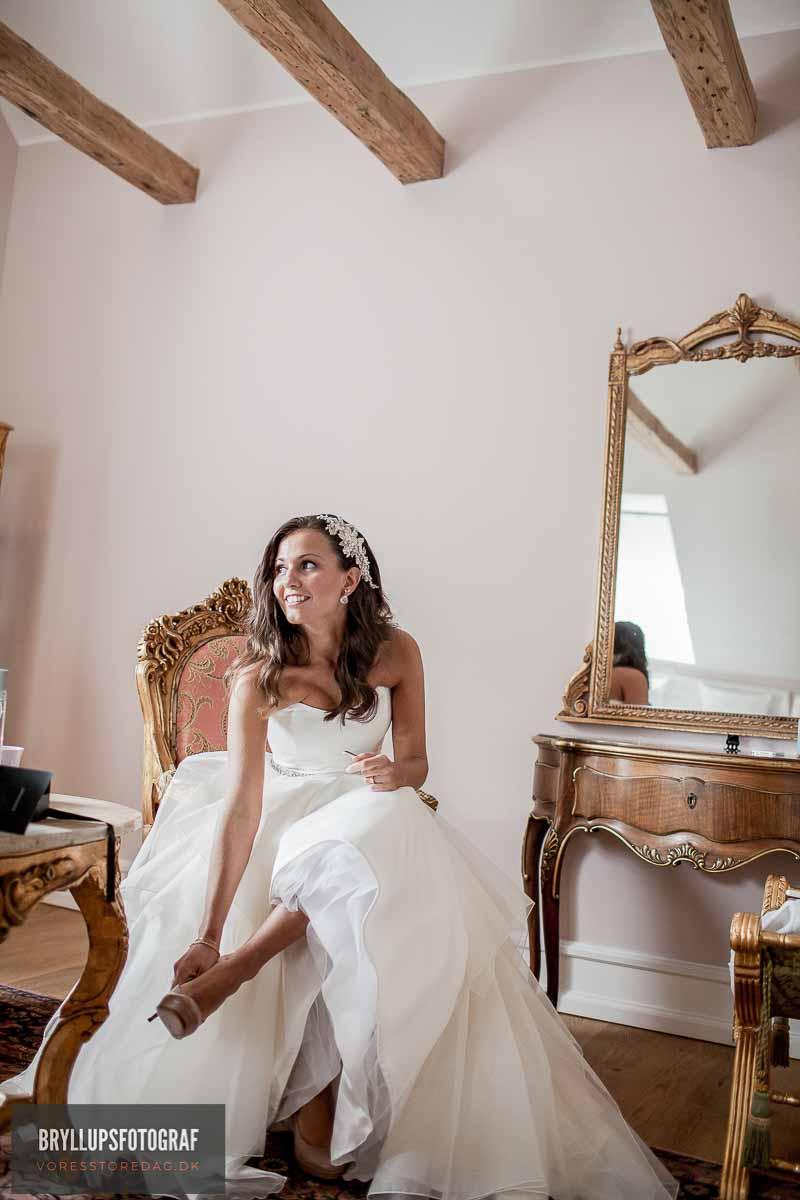 fotografer odense bryllup