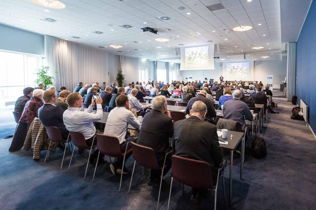 gruppe ved konference Odense