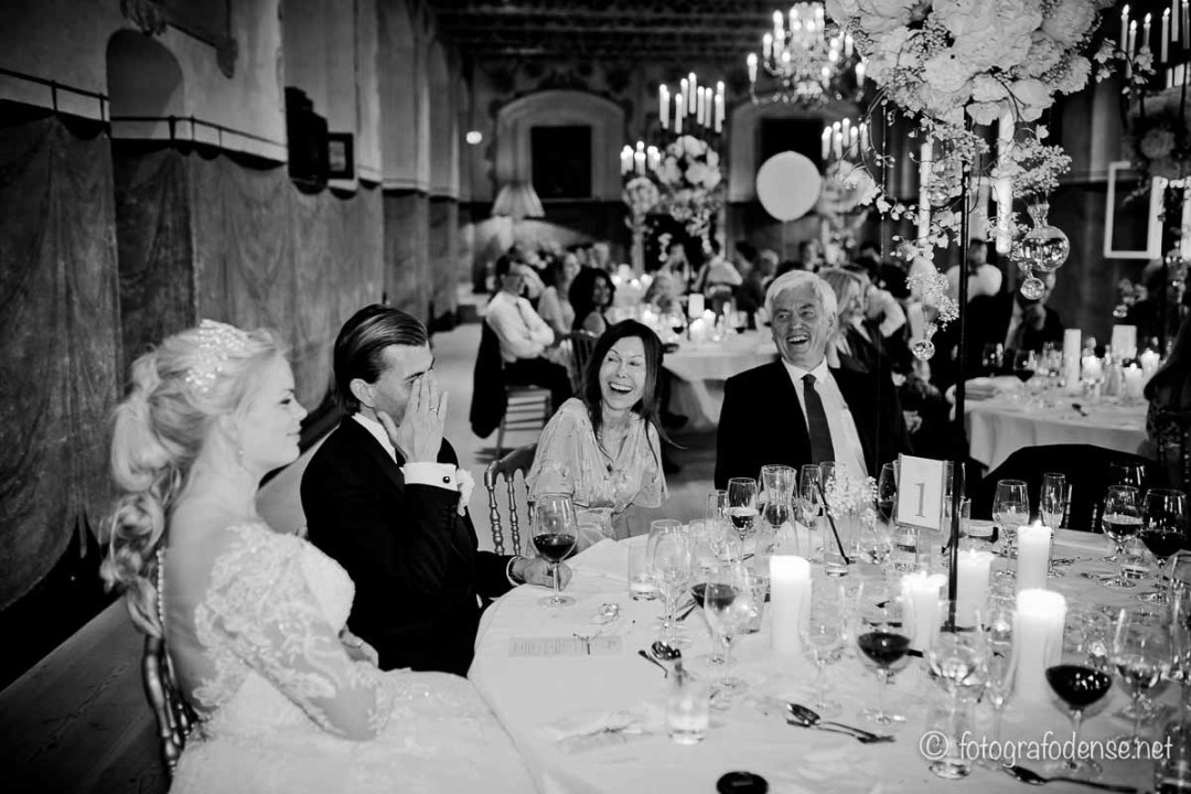 gæster bryllup Fyn