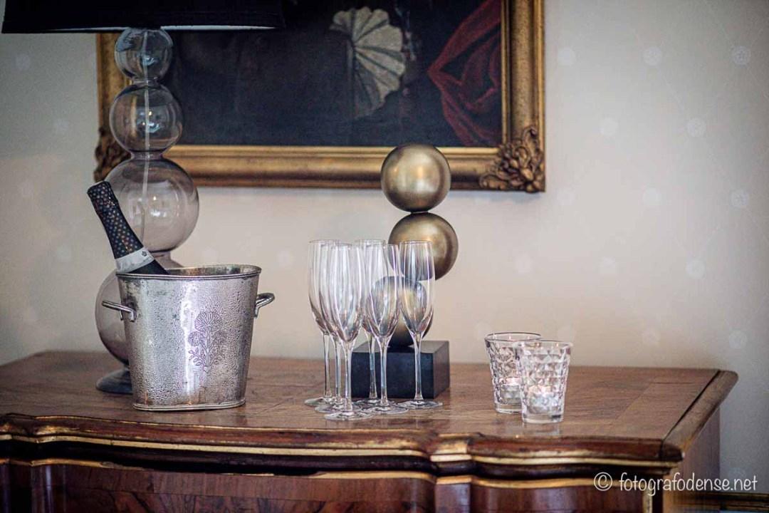 Hold Jeres bryllup på Holckenhavn Slot ved Nyborg