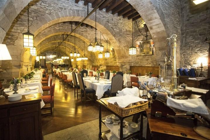 Restaurante Hostal de los Reyes Católicos