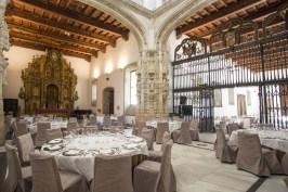 Salón de Banquetes Hostal de los Reyes Católicos