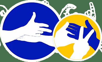 Nuestras imágenes en el programa En lengua de signos