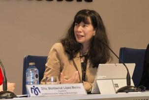 Adriana Ávila Álvarez, Decana Facultad Ciencias de la Salud
