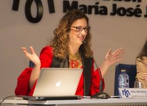 Virginia Castelló Castro, Fundadora y Presidenta de la Asociación Música en Vena