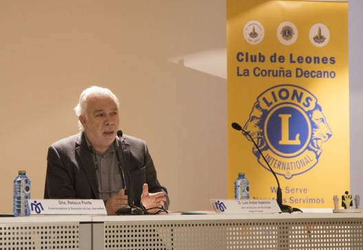 Luis Antón Aparicio, Jefe de Sección de Oncología