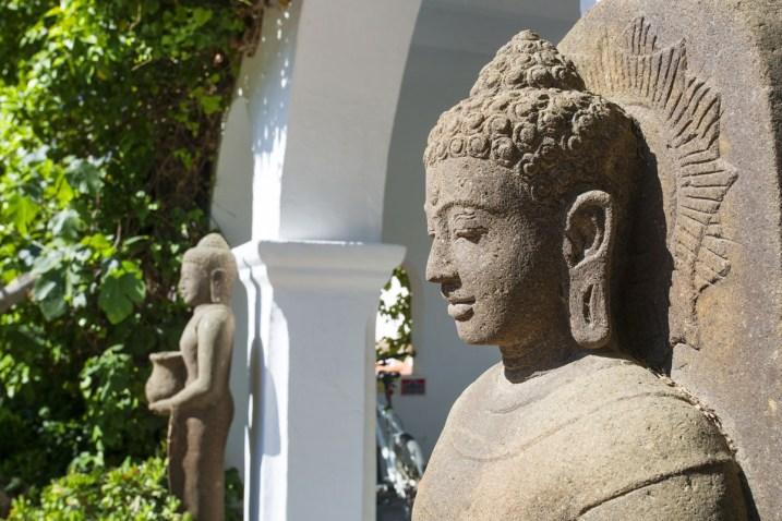 Entrada Budas Hacienda Na Xamena