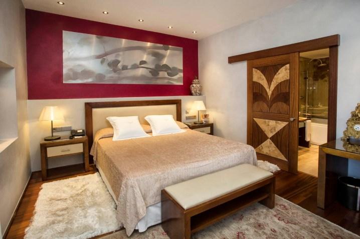 Habitación doble en Hotel de Ibiza