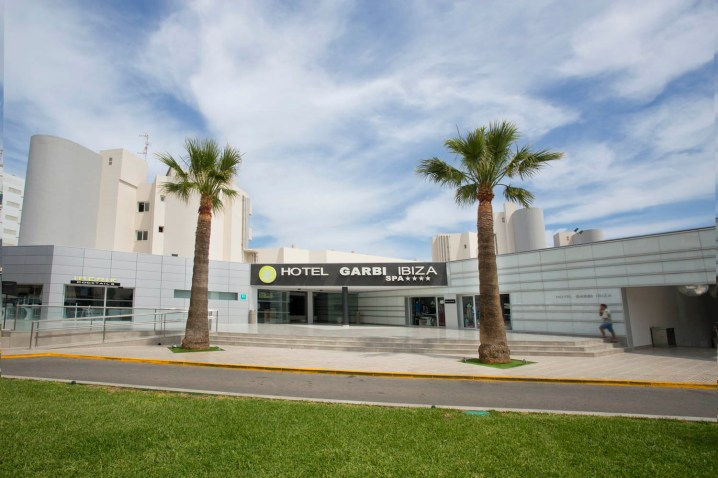 Entrada Hotel Garbi & Spa Ibiza