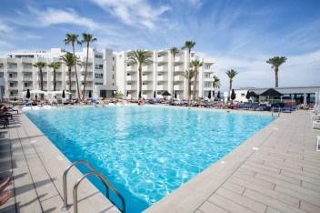 Piscina Hotel Playa d'en Bossa
