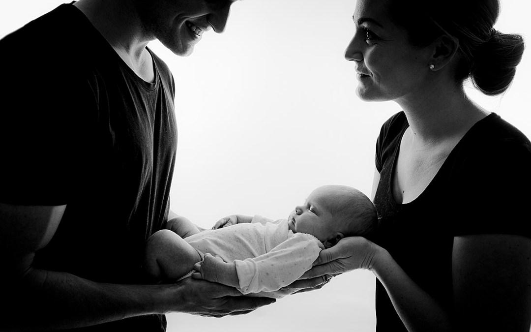 Fotograf Randers baby