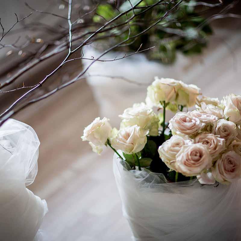 bryllupsdetaljer fra Nordjylland