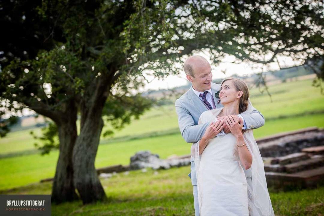 fotograf til bryllupper i Vejle