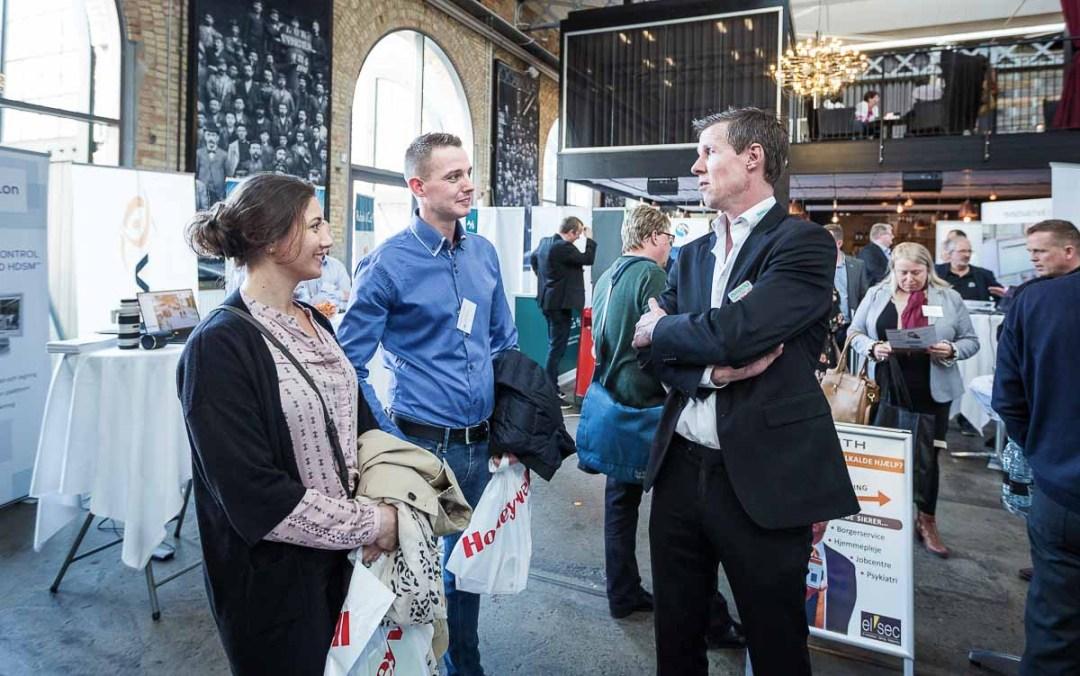 Konference fotograf Vejle og Jylland