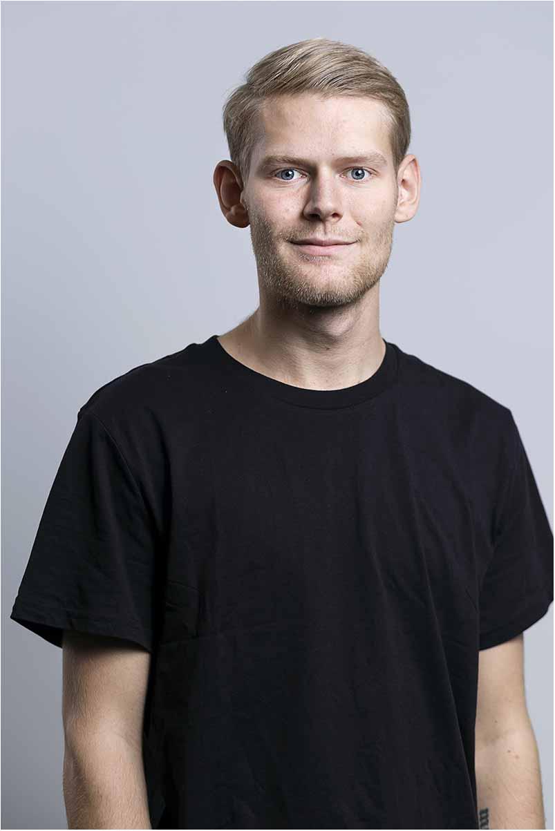 CV portrætfotografering i Randers
