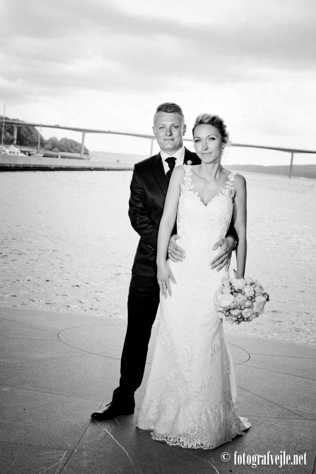 Professionel bryllupsfotograf Vejle | Få foreviget jeres dag