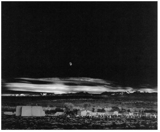 la fotografia di Ansel Adams