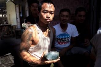 Obchodníci s jadeitem, Mandalaj