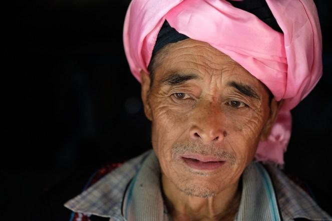 Šaman, Akhové, Barma