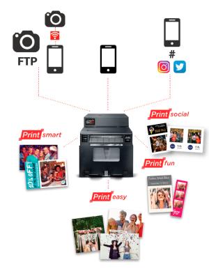 De vele mogelijkheden van printen