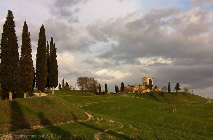 Grande anello trekking Siena