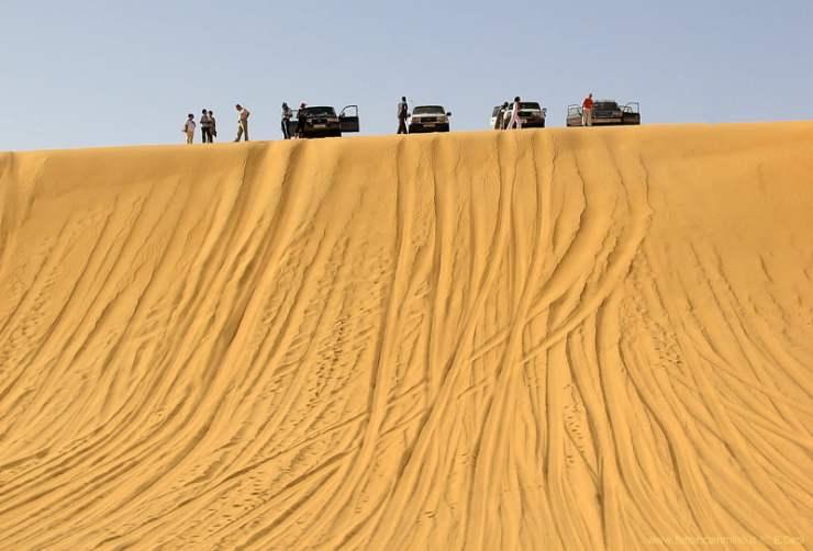 Libia viaggio deserto