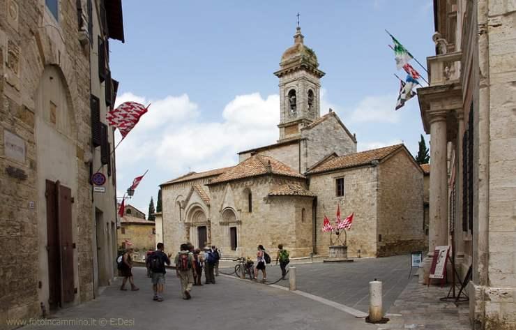 Val d'Orcia Pienza Montalcino
