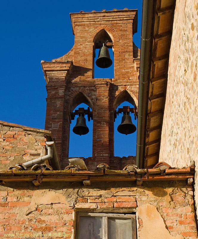 Torre a Castello Asciano