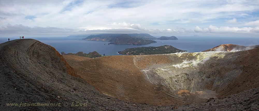 Isole Eolie Vulcano