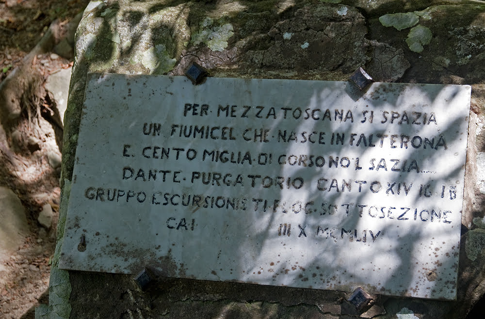 Monte Falterona Capo d'Arno