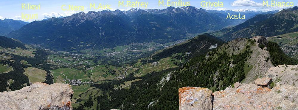Val d'Aosta Cima Longhede