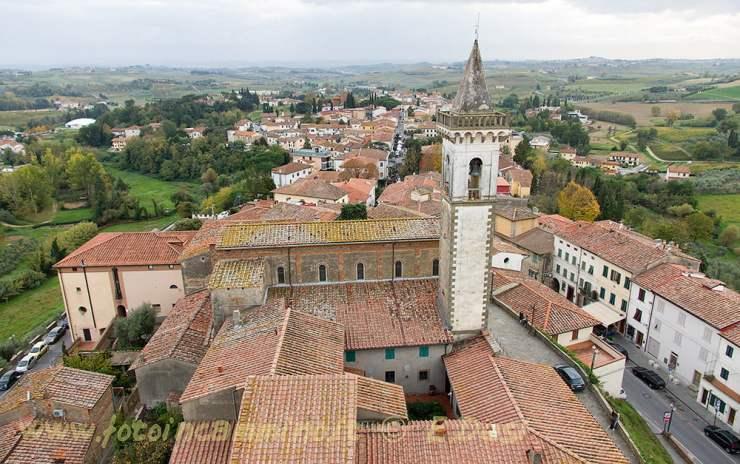 Vinci colline Leonardo