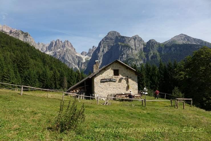Dolomiti di Brenta orientali