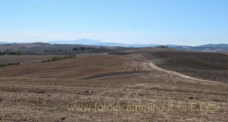 Via Francigena Siena Monteroni