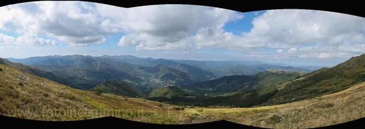 Monte Cimone e Cimoncino