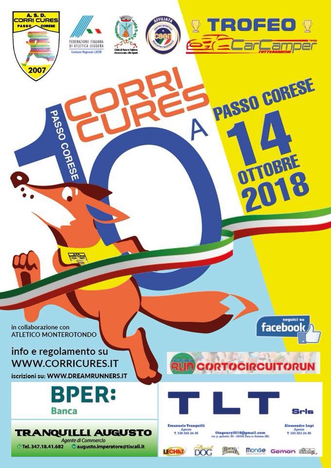 Corri Cures 2018