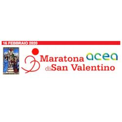 maratona di san valentino 2020