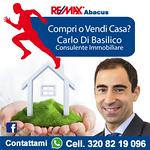 Carlo Di Basilico REMAX Roma vendita case compra casa
