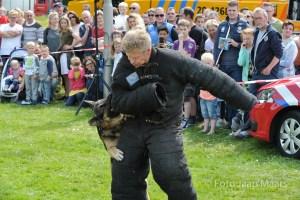 Politie-oefening