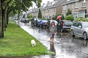 Wateroverlast Uithoorn